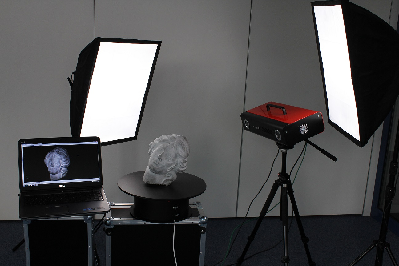 Scanners for Museology